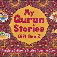 My Quran Stories Gift Box-1 20 books set