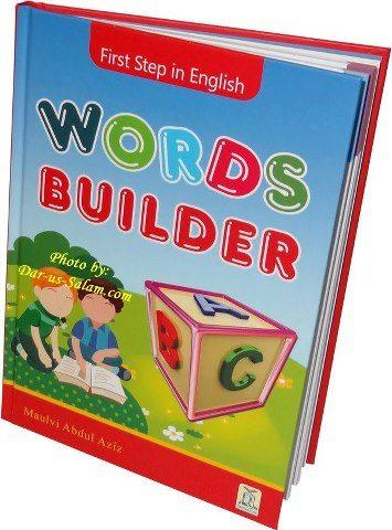 Words Builder First Step in English