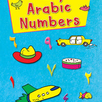 I Love Arabic: Arabic Numbers-0