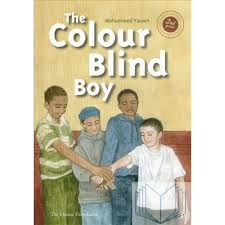 THE COLOUR BLIND BOY (Default