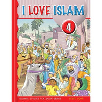 I Love Islam Textbook Grade/Level 4-0