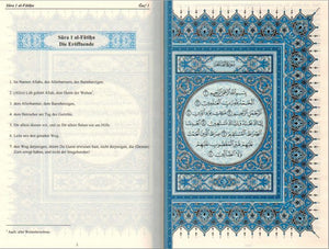 German: Der edle Qur'an (Quran with Translaton)-2583