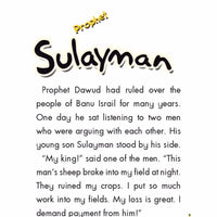 PROPHET STORIES – PROPHET SULAYMAN-3738