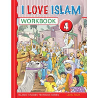 I Love Islam Text & Workbook Grade/Level 4-3262