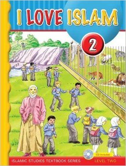 I Love Islam Textbook CD Grade/Level 2 - Darussalam Islamic Bookshop Australia