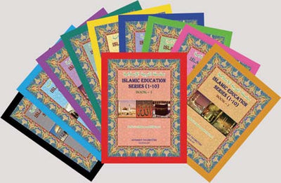 Islamic Education Series(1-10) Book 6-0