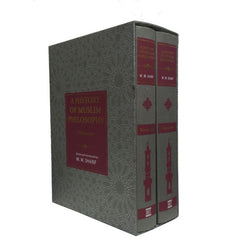 A History of Muslim Philosophy – 2 Volume Set-0