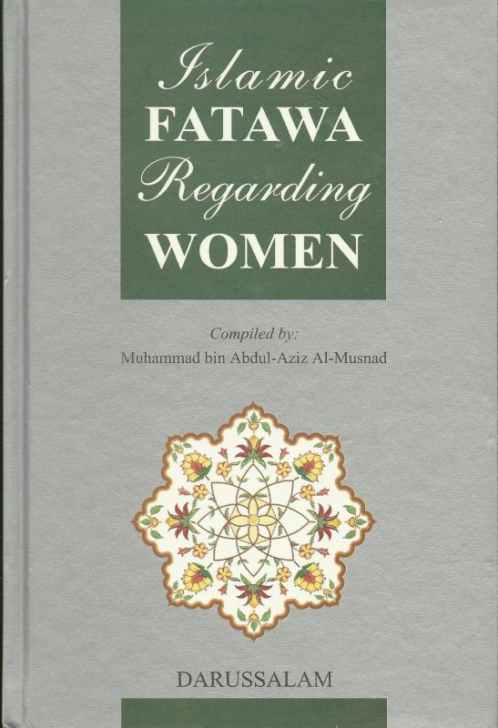 Islamic Fatawa Regarding Women-0