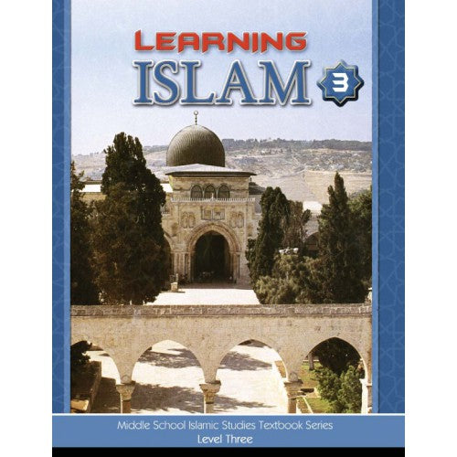 Learning Islam Textbook Level 3 (Grade 8)-0
