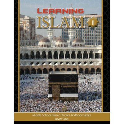 Learning Islam Textbook Level 1 (Grade 6)-0