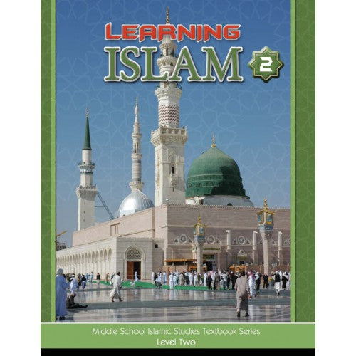 Learning Islam Textbook Level 2 (Grade 7)-0
