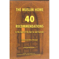 The Muslim Home 40 Recommendations-0