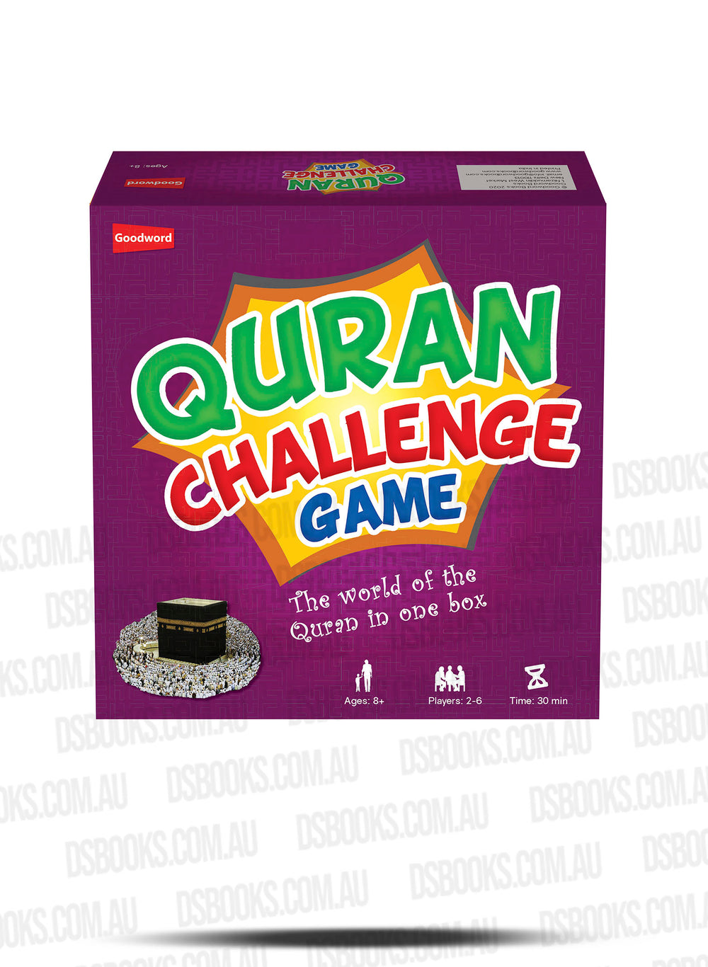 Quran Challenge Game 600 questions Senior