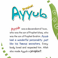 PROPHET STORIES – PROPHET AYYUB-3730