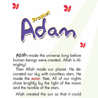 PROPHET STORIES – PROPHET ADAM-3725