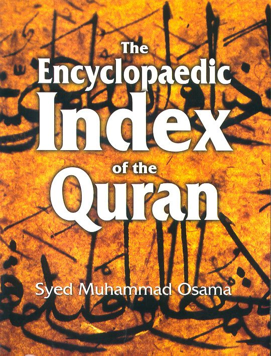 Encyclopaedic Index of the Quran-0