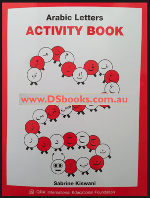 Arabic Letters Activity Book-0
