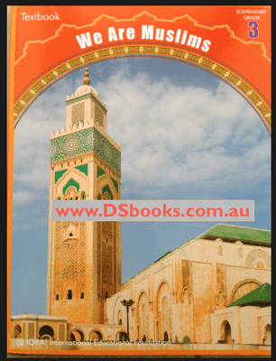 We Are Muslims Textbook: Grade 3-0