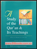 A study of the Quran & its teachings-0