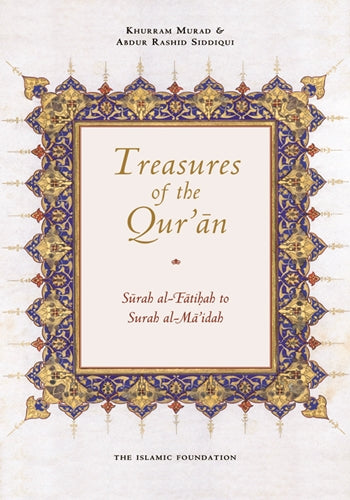 Treasures of the Qur'an: Surah Fatihah to Ma'idah-0
