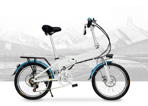 Open image in slideshow, E-Bikes