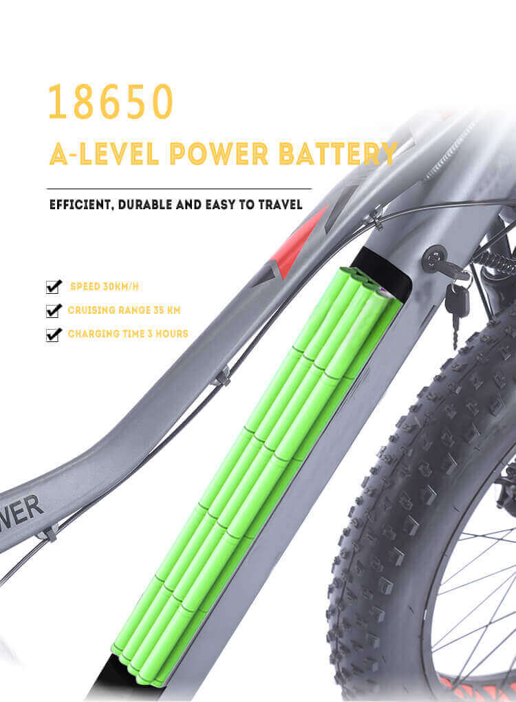 KSN-Power X1 E-Bike