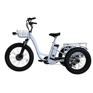 Open image in slideshow, Electric Trike Bike Cargo
