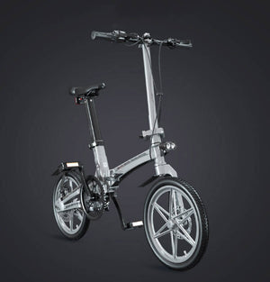 Open image in slideshow, Folding E-Bike