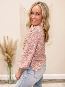 Garden Beauty Blouse