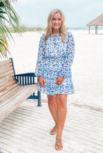 Load image into Gallery viewer, Beach Garden Dress