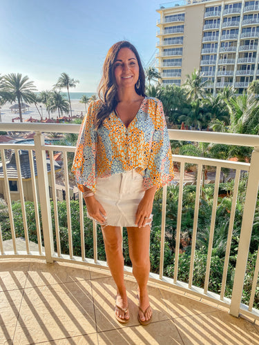 Tropic Nights Blouse