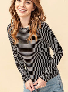 Ribbed and Rad Top