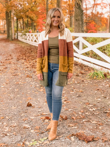 Happy Harvest Cardigan