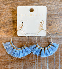Load image into Gallery viewer, Fabulous Fringe Earrings