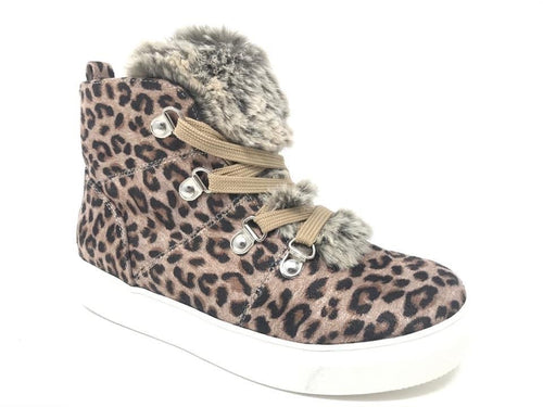 Shayne Furry Shoe by Very G
