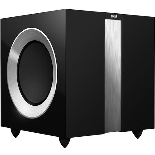 KEF R400b Subwoofer Black (Each)