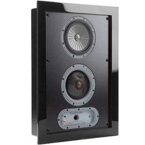 Monitor-Audio-SOUNDFRAME1ONWALL-BLK-On-Wall-Speaker