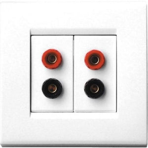 QED-WM11-Wall-Plate-for-Stereo-(Pair)-of-Cable-and-Accessory-Speakers-(Each)