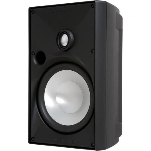 Speakercraft-OE6THREE-BLK-Outdoor-Speaker