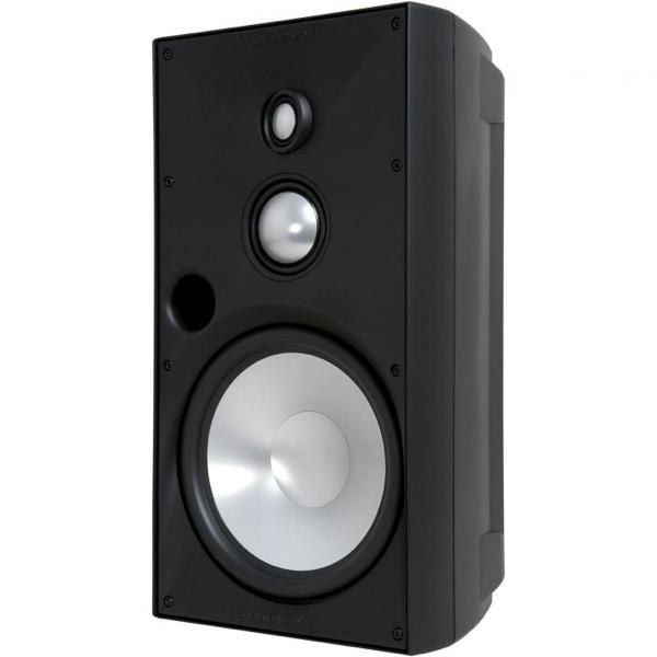 Speakercraft-OE8THREEE-BLK-Outdoor-Speaker