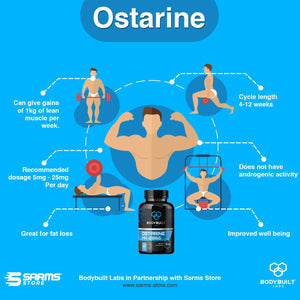 Ostarine review sarmsstore
