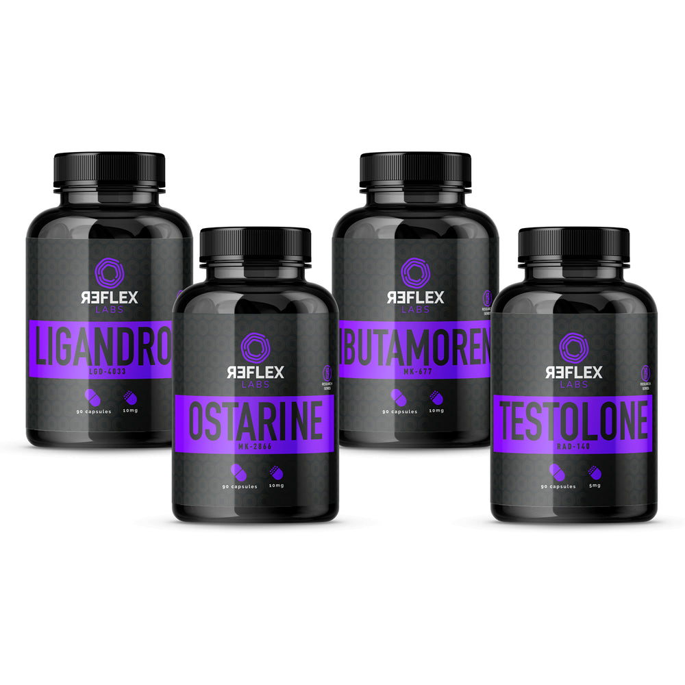 Bodybuilt Labs Advanced Muscle Stack