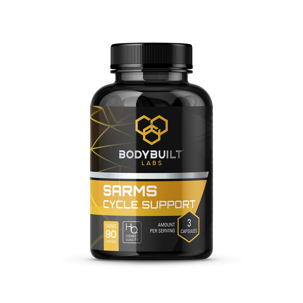 Bodybuilt Labs Sarms Cycle Support 90 Capsules