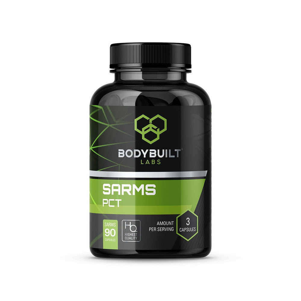 Bodybuilt Labs Sarms PCT 90 Capsules