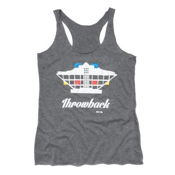 St Petersburg Pier Inverted Pyramid Throwback Tank