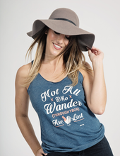 Not All Who Wander Are Lost - Ybor City Tank