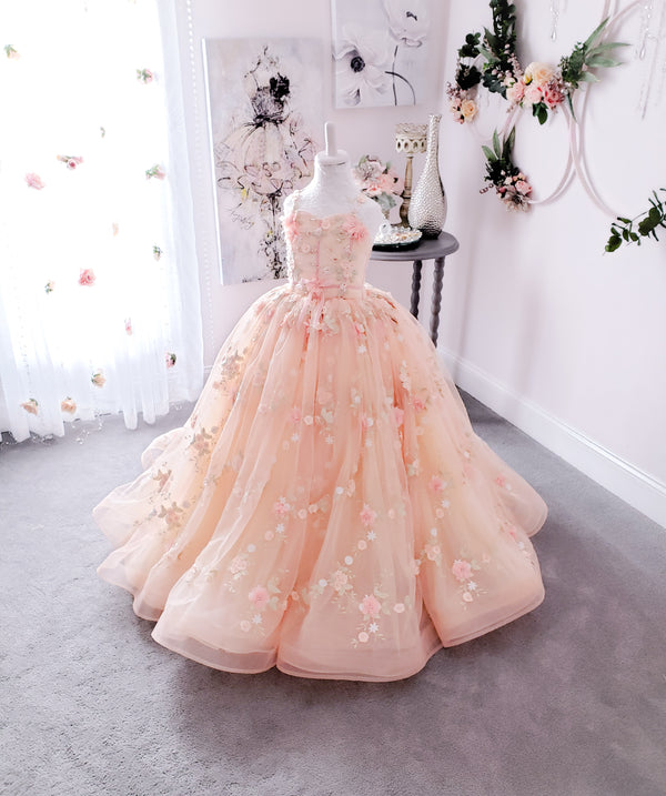 Sunshine Meadows Gown