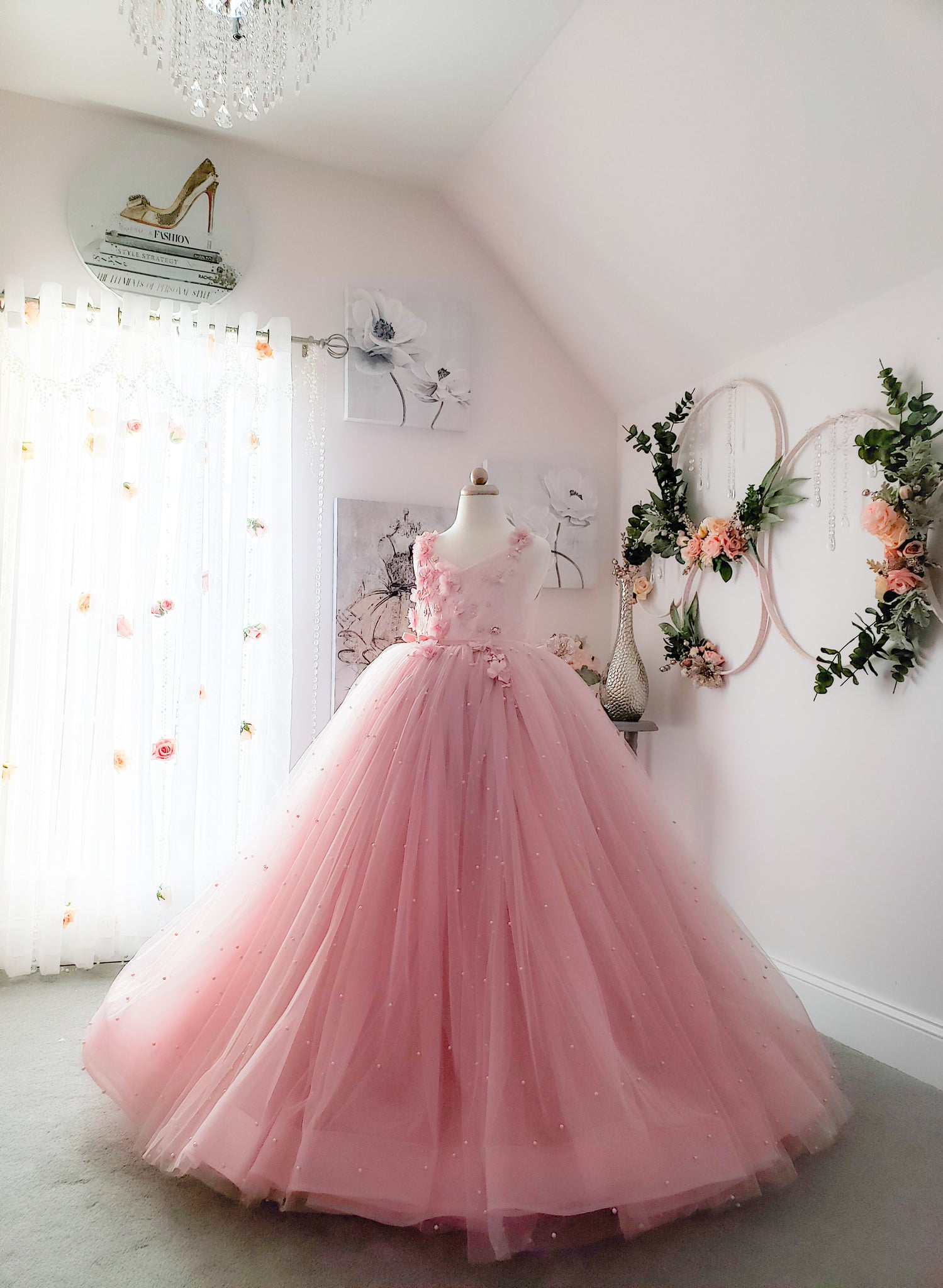Laurel Gown