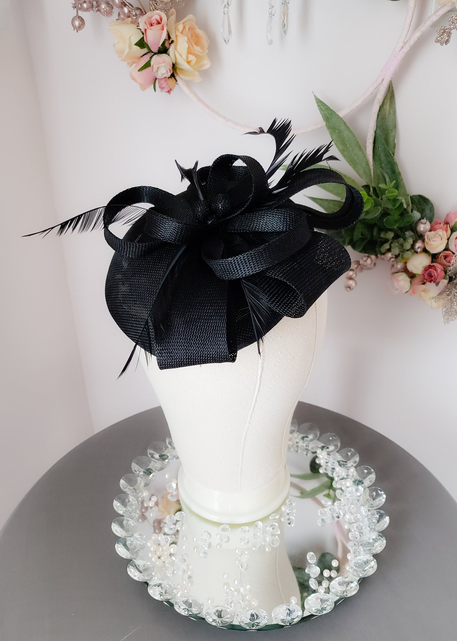 Parisienne Fascinator Hat