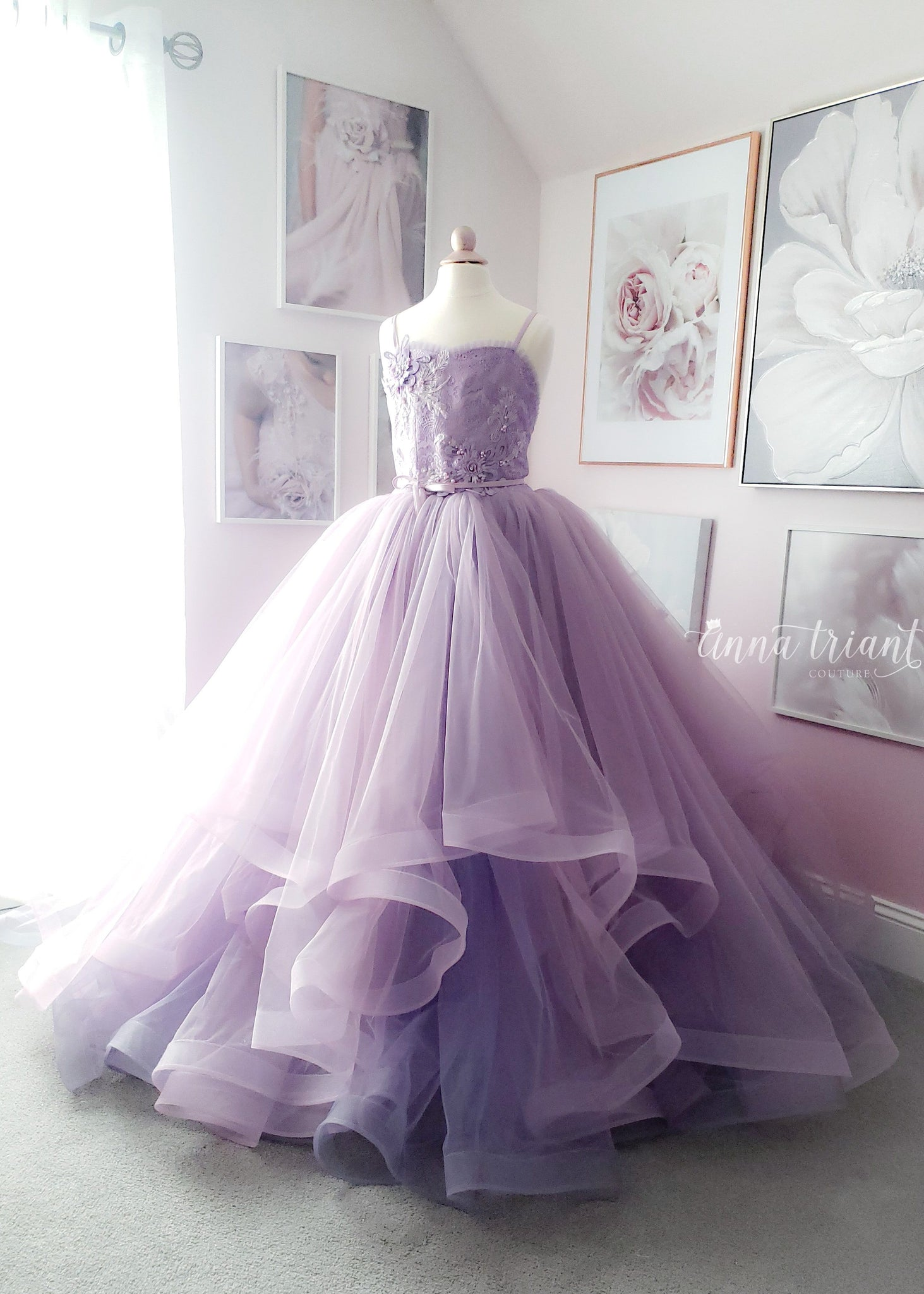 Purple Haze Gowns